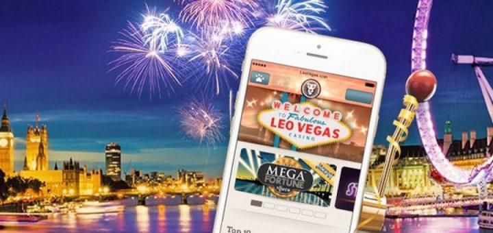 Leo Vegas mobilcasino