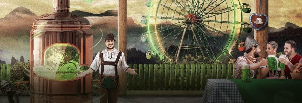 Mr Green oktoberfesten