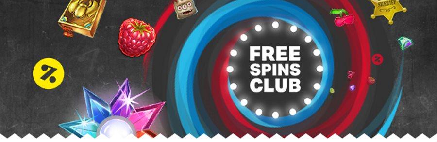 Olika sorters free spins